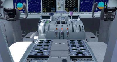 """McDonnell Douglas MD 11 Multi Livery"" FSX P3D  38"