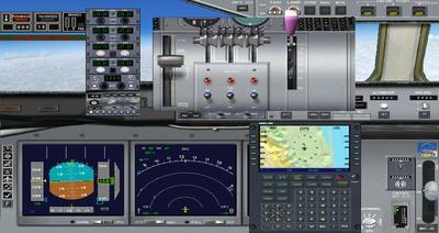 """McDonnell Douglas MD 11 Multi Livery"" FSX P3D  40"