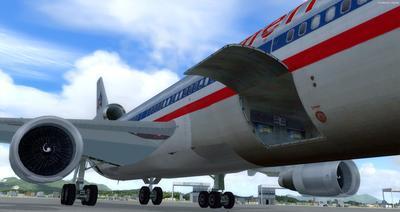 """McDonnell Douglas MD 11 Multi Livery"" FSX P3D  5"
