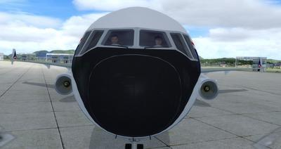 """McDonnell Douglas MD 11 Multi Livery"" FSX P3D  9"