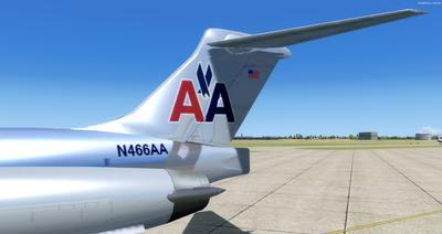 McDonnell Douglas MD 80 Series Multi Livery FSX P3D  10