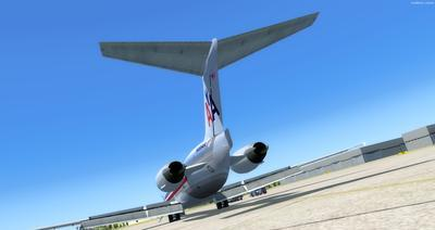 McDonnell Douglas MD 80 Series Multi Livery FSX P3D  11