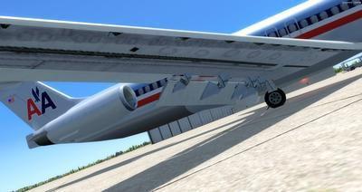 McDonnell Douglas MD 80 Series Multi Livery FSX P3D  14