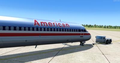 McDonnell Douglas MD 80 Series Multi Livery FSX P3D  15