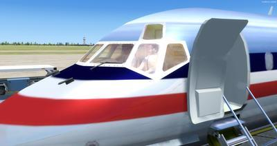 McDonnell Douglas MD 80 Series Multi Livery FSX P3D  16