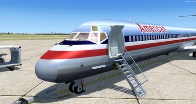 McDonnell Douglas MD 80 Series Multi Livery FSX P3D  17