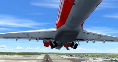 McDonnell Douglas MD 80 Series Multi Livery FSX P3D  19