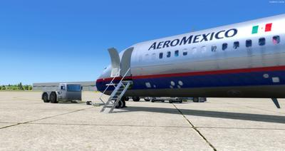 McDonnell Douglas MD 80 Series Multi Livery FSX P3D  2