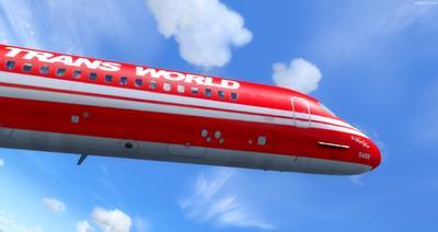 McDonnell Douglas MD 80 Series Multi Livery FSX P3D  20