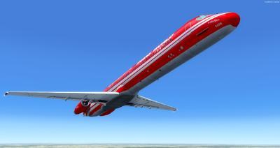 McDonnell Douglas MD 80 Series Multi Livery FSX P3D  21
