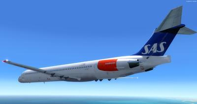 McDonnell Douglas MD 80 Series Multi Livery FSX P3D  23