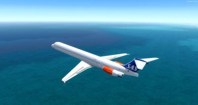 McDonnell Douglas MD 80 Series Multi Livery FSX P3D  25