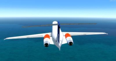McDonnell Douglas MD 80 Series Multi Livery FSX P3D  27