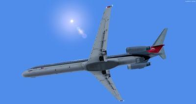 McDonnell Douglas MD 80 Series Multi Livery FSX P3D  28