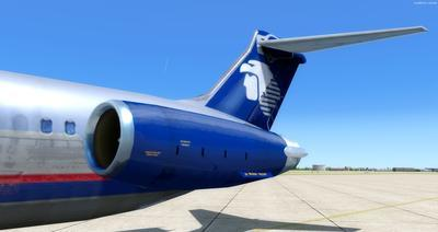 McDonnell Douglas MD 80 Series Multi Livery FSX P3D  3