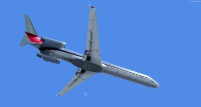 McDonnell Douglas MD 80 Series Multi Livery FSX P3D  30