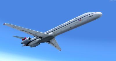 McDonnell Douglas MD 80 Series Multi Livery FSX P3D  31
