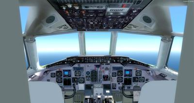 McDonnell Douglas MD 80 Series Multi Livery FSX P3D  34