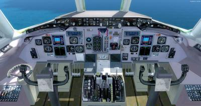 McDonnell Douglas MD 80 Series Multi Livery FSX P3D  35