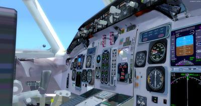McDonnell Douglas MD 80 Series Multi Livery FSX P3D  38
