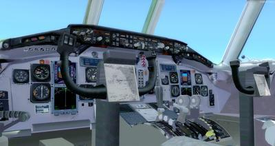McDonnell Douglas MD 80 Series Multi Livery FSX P3D  39