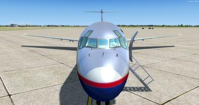 McDonnell Douglas MD 80 Series Multi Livery FSX P3D  5