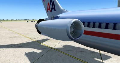 McDonnell Douglas MD 80 Series Multi Livery FSX P3D  6