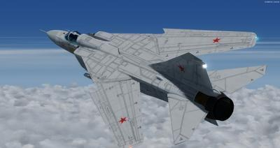 MiG 23 Flogger FSX P3D  12