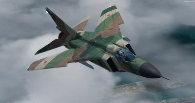 MiG 23 Flogger FSX P3D  9