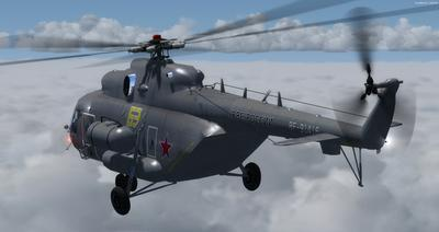 Mil Mi 171 Air Force na Rúise FSX P3D  13