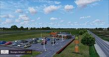 OFS Bourges LFLD FSX P3D  10