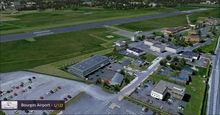 OFS Bourges LFLD FSX P3D  15