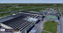 OFS Bourges LFLD FSX P3D  16