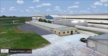 OFS Bourges LFLD FSX P3D  19