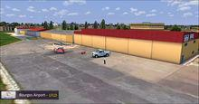 OFS Bourges LFLD FSX P3D  2