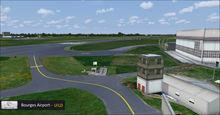 OFS Bourges LFLD FSX P3D  20