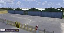 OFS Bourges LFLD FSX P3D  25