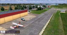 OFS Bourges LFLD FSX P3D  3