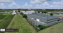 OFS Bourges LFLD FSX P3D  35