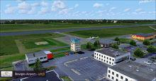 OFS Bourges LFLD FSX P3D  42