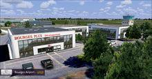 OFS Bourges LFLD FSX P3D  50