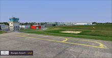OFS Bourges LFLD FSX P3D  6