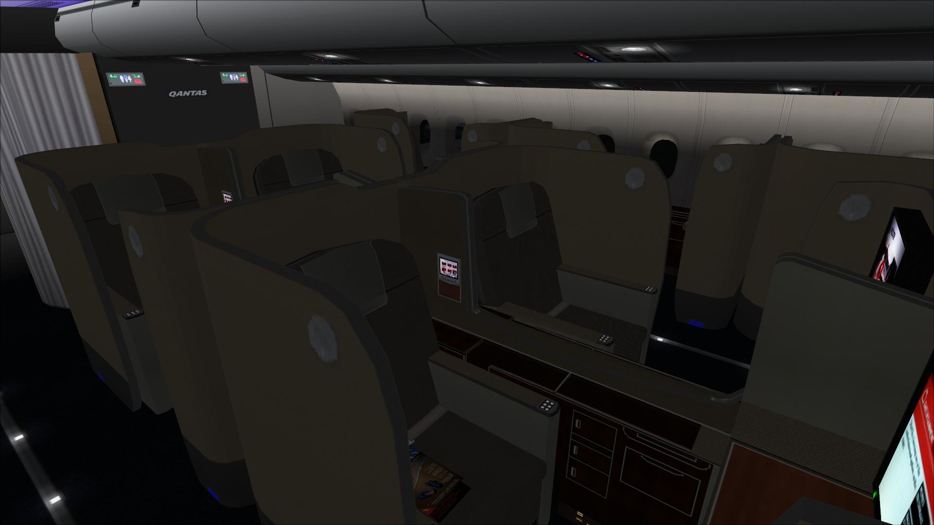 澳航機艙05