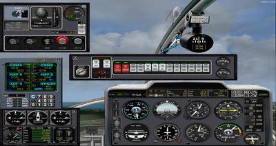 Seabird Seeker SB7L 360A Serie 2 FSX  3