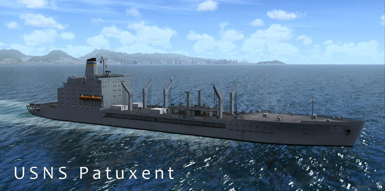 DOWNLOAD USS Nimitz & USS Eisenhower V2 FSX & P3D - Rikoooo