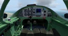 Aerospace Fletcher FU24 950 Series FSX P3D  14