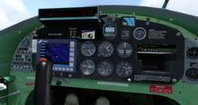 Aerospace Fletcher FU24 950 Series FSX P3D  20