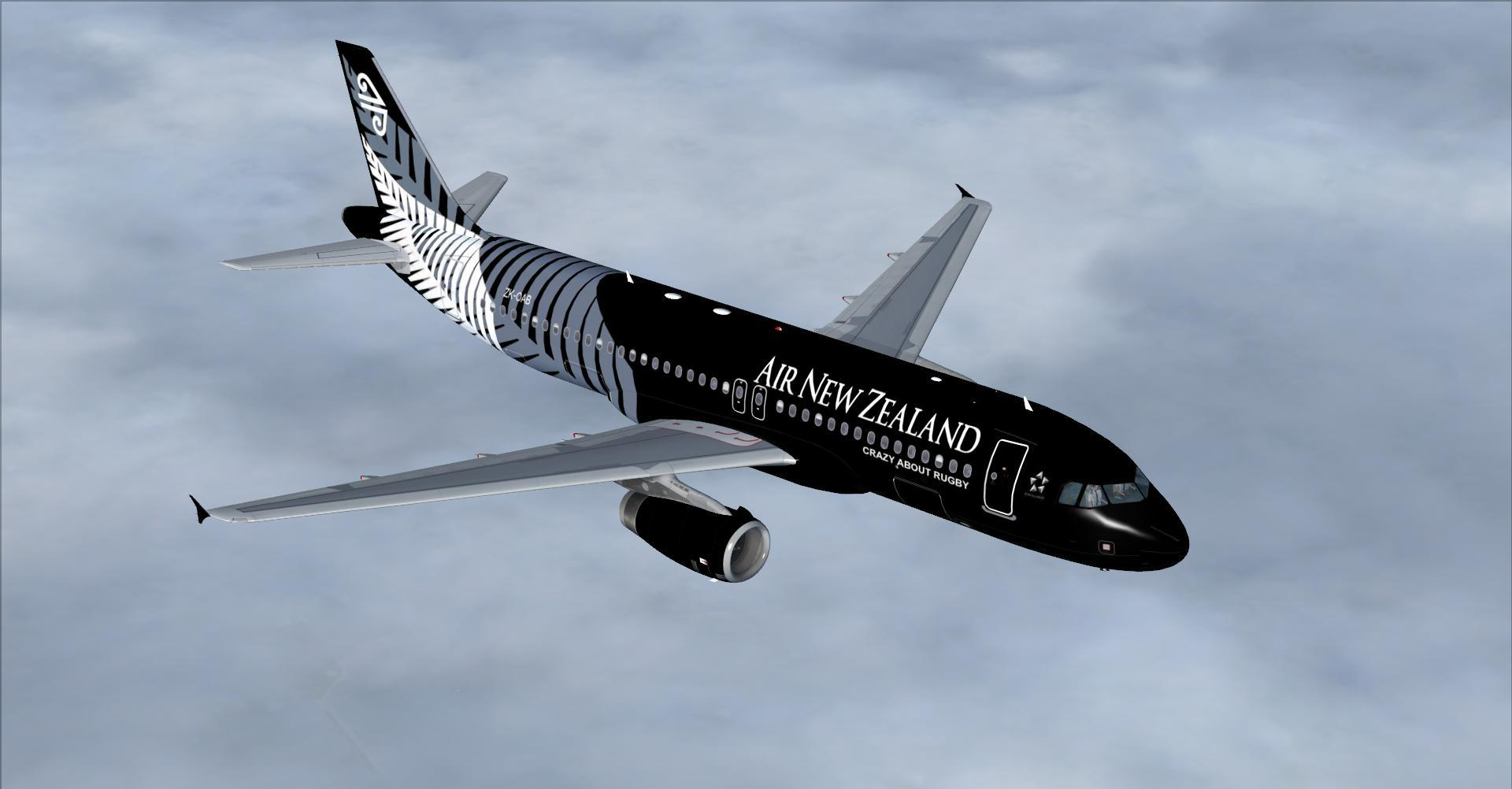 air new zealand - photo #18
