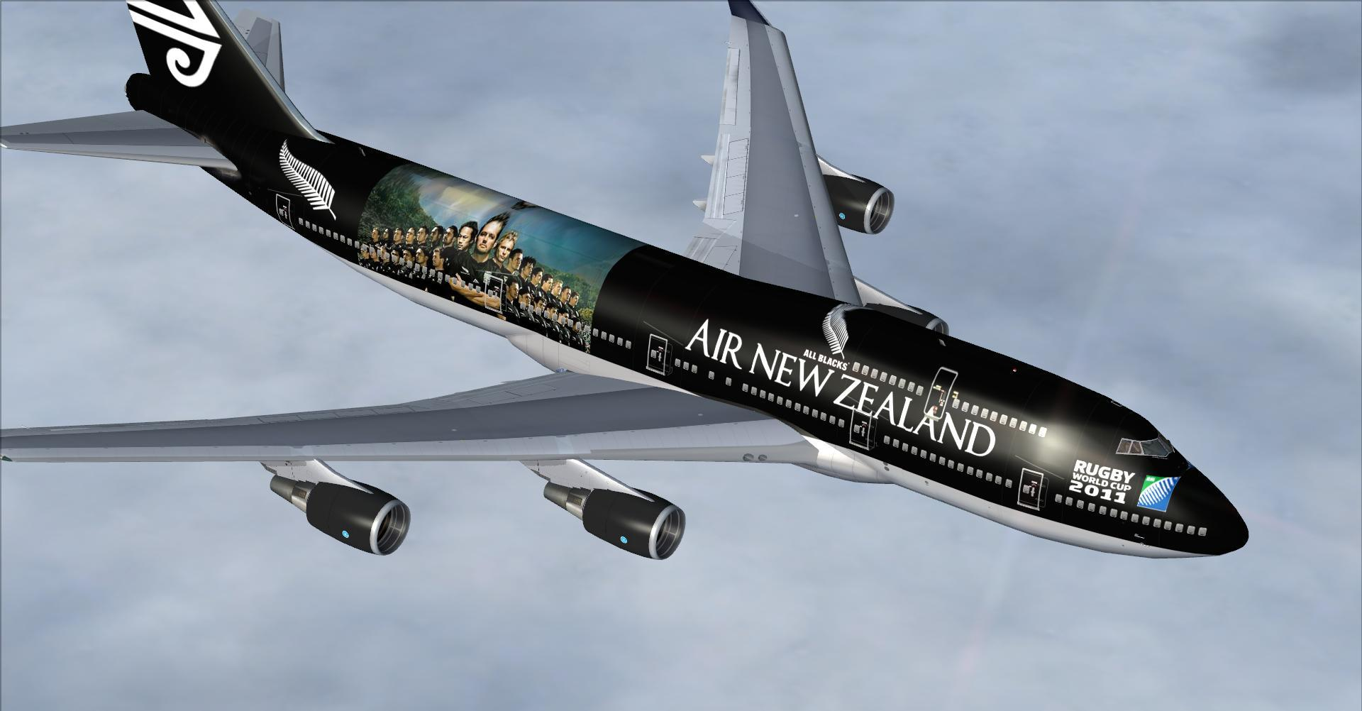 air new zealand - photo #37