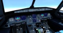एयरबस A320 200 EasyJet FSX P3D  3